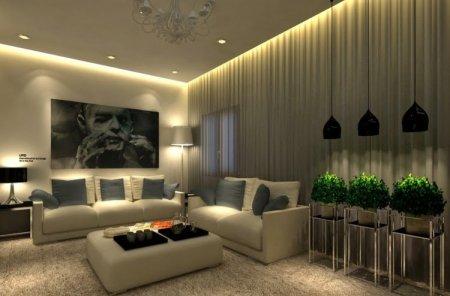 آموزش نور پردازی در فضای داخلی